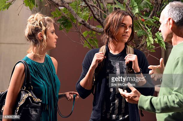 LIARS It Happened 'That Night Coming up on the second anniversary of Alison's disappearance Aria Emily Hanna and Spencer are thrown back into turmoil...