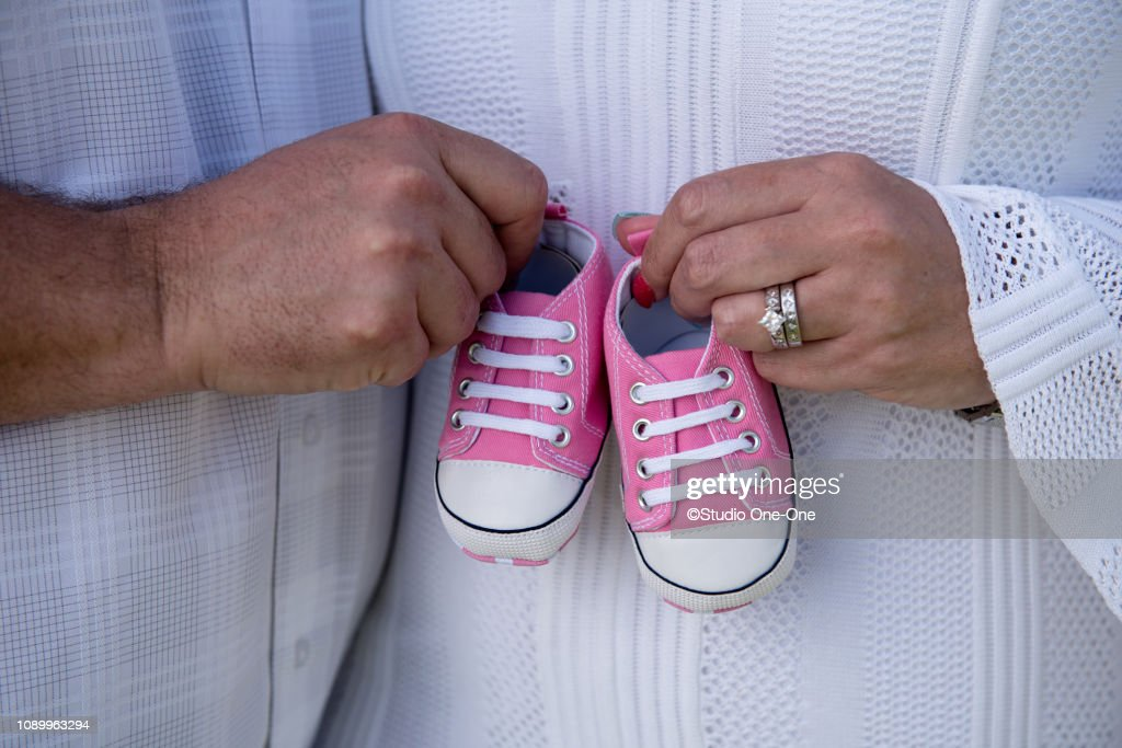 It is a Girl : Stock Photo