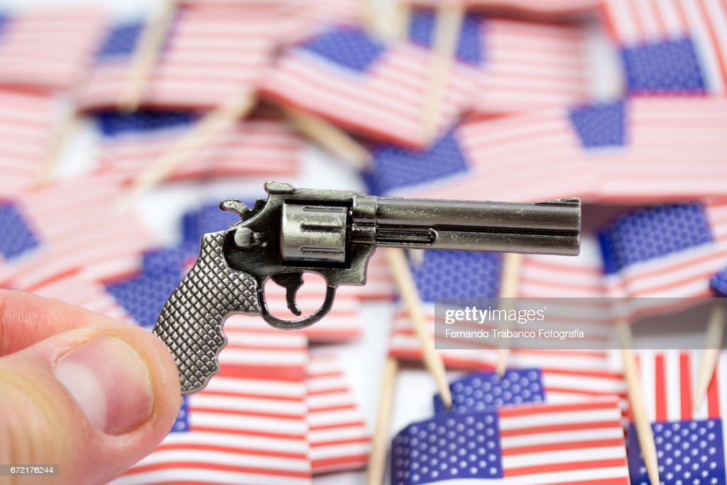 It Is Easy To Buy And Shoot A Gun In The United States Of America ...