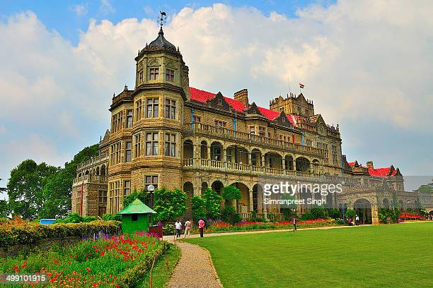 It is Indian Institute of Advanced Studies Shimla.