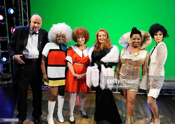 THE VIEW It is the annual Halloween extravaganza on THE VIEW which will air on FRIDAY OCT 29 on the Walt Disney Television via Getty Images...