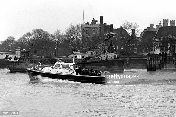 It is the first permanent addition to the Brigade's river service since 1961 Built by Watercraft Ltd of Shoreham Sussex the 'Fire Swift' is replacing...