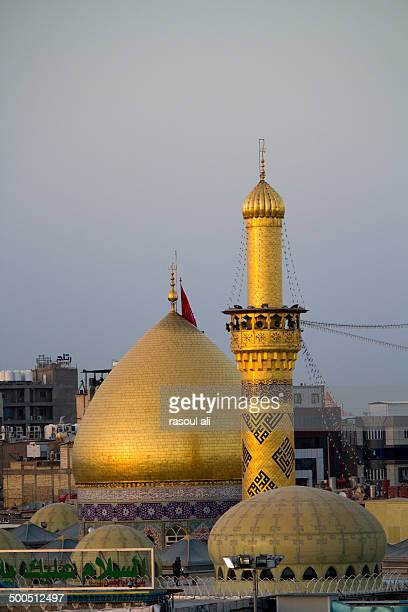 CONTENT] It is the shrine of great taste gilded dome and minarets One of Shiite imams who is the brother of Imam Hussein bin Ali bin Abi Talib...