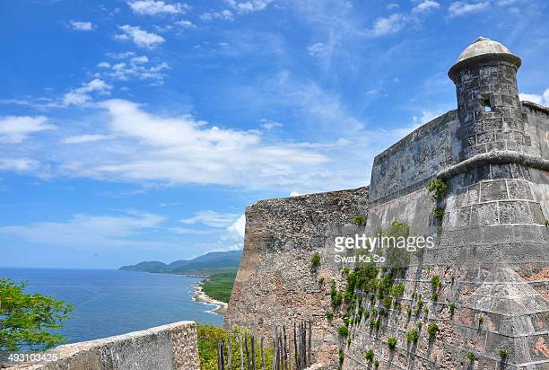 CONTENT] It perched nearly 200 feet above the Caribbean sea guarding entrance to the city's harbour the fortress offers spectacular view of Cuba's...
