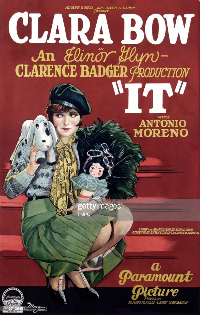 it-poster-clara-bow-1927-picture-id11371