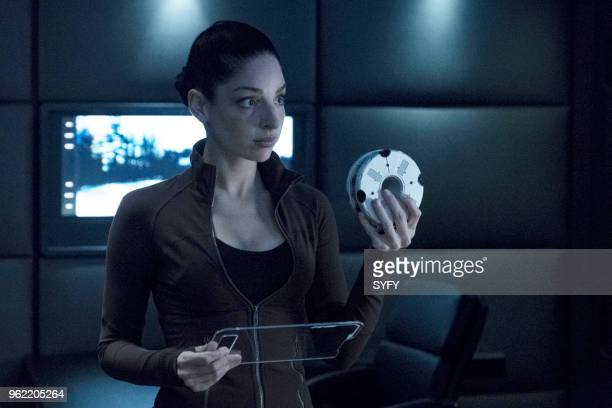 THE EXPANSE 'It Reaches Out' Episode 308 Pictured Anna Hopkins as Monica Stuart
