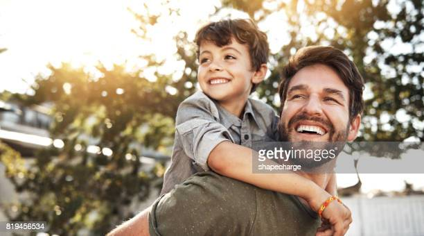 it takes a special person to be a dad - son stock pictures, royalty-free photos & images