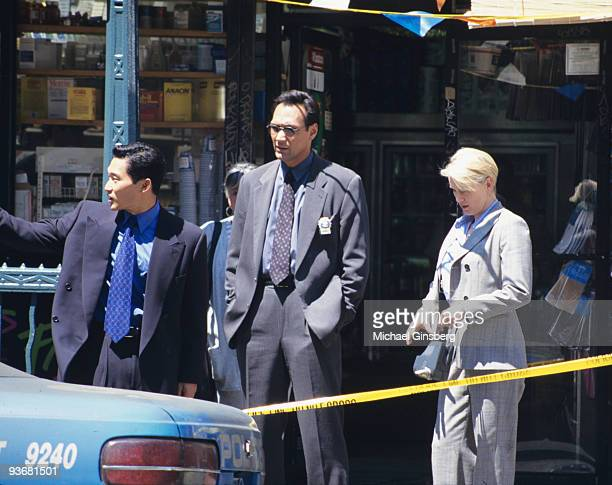 BLUE 'It Takes a Village' Season Five 11/4/97 Bobby and Jill worked on a murder case