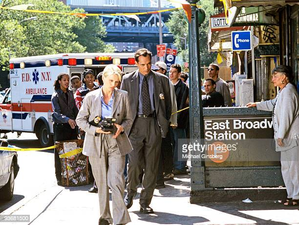 BLUE 'It Takes a Village' Season Five 11/4/97 Jill and Bobby worked on a murder case