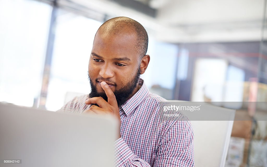 It takes hard work to make a startup a success : Stock Photo