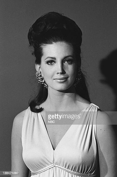 GET SMART It Takes One to Know One Episode 16 Aired 1/7/67 Pictured Gayle Hunnicutt as Octavia