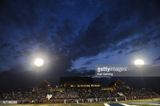 It was a full house for the opening game of the season as the Valor Christian High School football team defeated Grandview 4517 Friday night August...