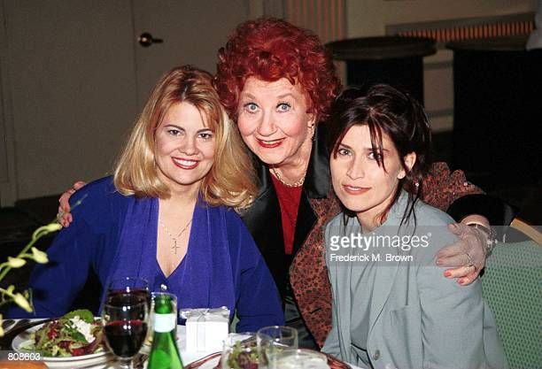 It was 'Facts of Life' time again when actresses Lisa Welchel left Charlotte Rae and Nancy McKeon reunited during the Third Annual Friends of CLARE...