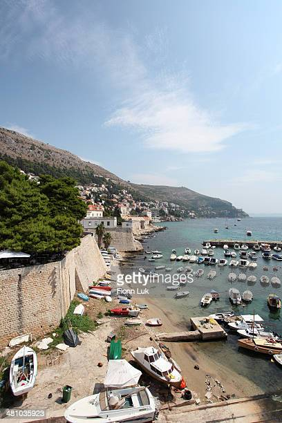 CONTENT] It was great to see another harbor while walking the City Walls Such a beautiful view