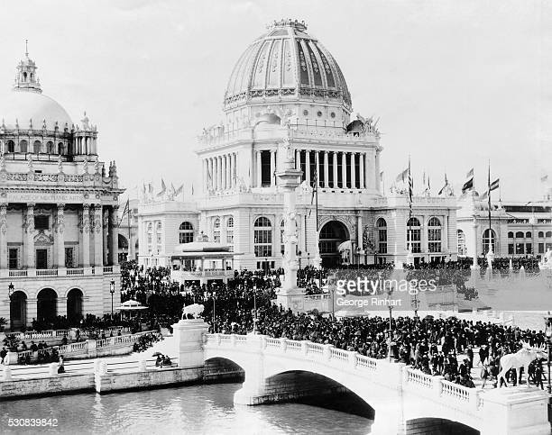 It was revealed yesterday that Chicago will spend $30000 to make its second world's fair in 1933 the greatest in history One of the chain of islands...