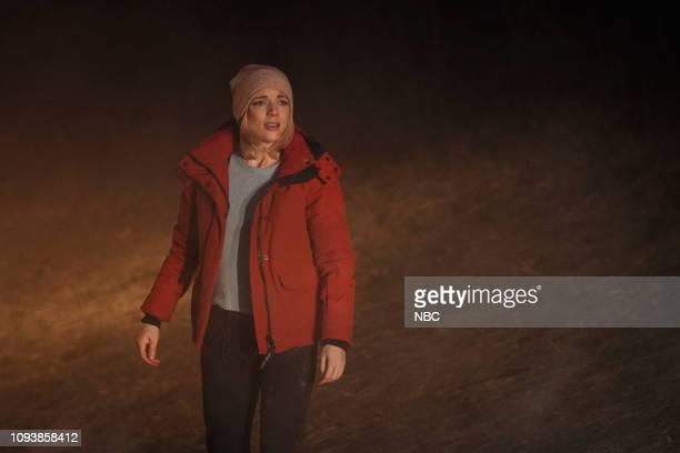 FIRE 'It Wasn't About Hockey' Episode 714 Pictured Kara Killmer as Sylvie Brett