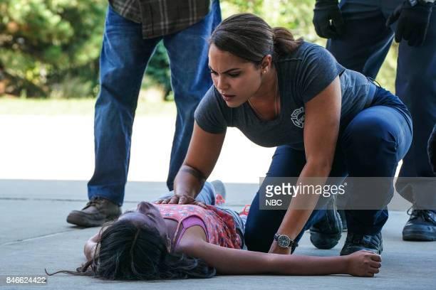 FIRE It Wasn't Enough Episode 601 Pictured Vanessa Lynch as Little Girl Monica Raymund as Gabriela Dawson