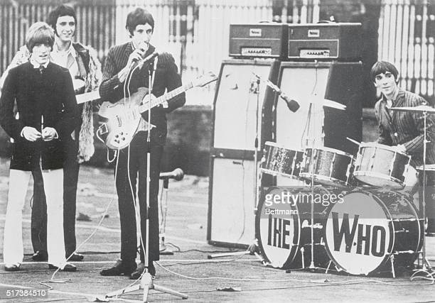 It wasn't that long ago that The Who a British rock group which sprang into prominence in America in the wake of the Beatles was best known for its...