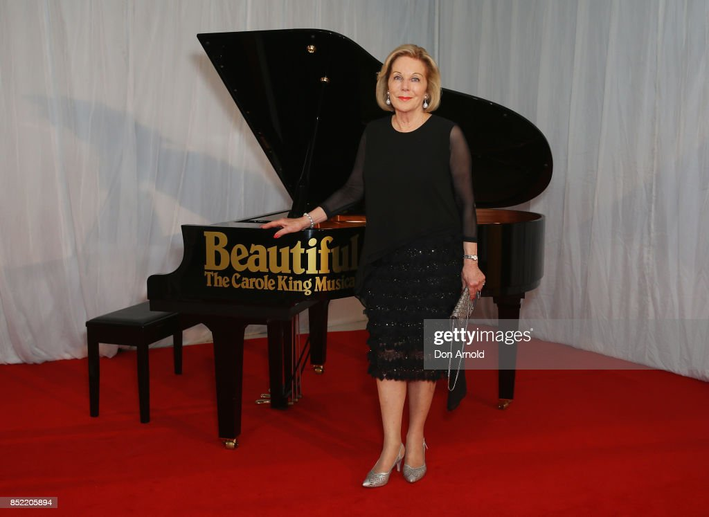 Beautiful: The Carole King Musical Opening Night - Arrivals