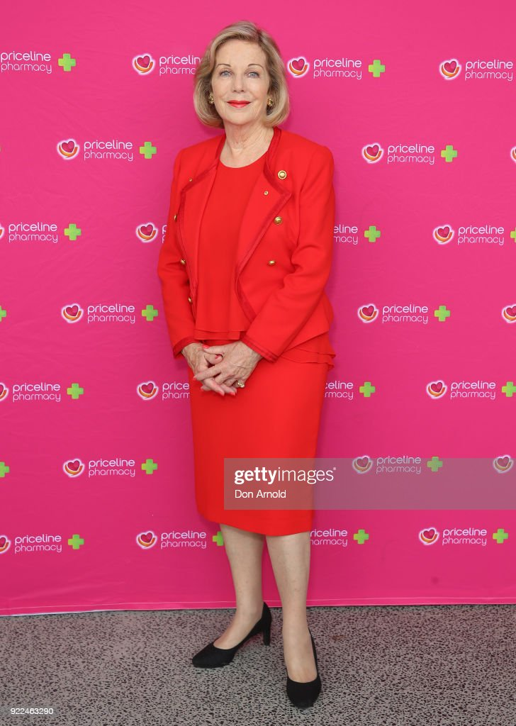 Priceline Pharmacy's The Beauty Prescription - Pink Carpet : News Photo