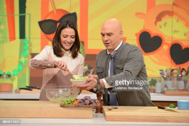 "Italia Ricci is the guest Wednesday, April 5, 2017 on Walt Disney Television via Getty Images's ""The Chew."" ""The Chew"" airs MONDAY - FRIDAY on the..."