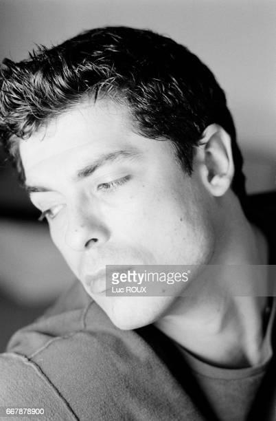 Italian Actor Alessandro Gassman