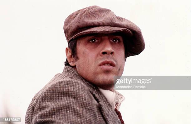 Italian actor and singersongwriter Adriano Celentano wearing a cap in the film The Con Artists Monte Carlo 1976