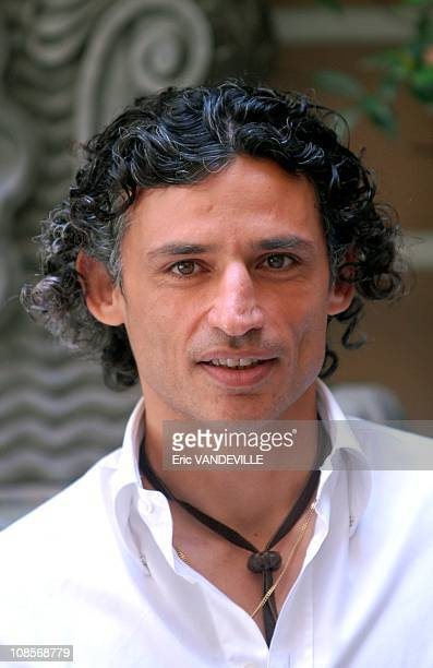 Italian actor Enrico Loverso at the photocall in Rome Italy of the film 'Alatriste' by director Agustin Diaz Yanez with actors Vigo Mortensen and...