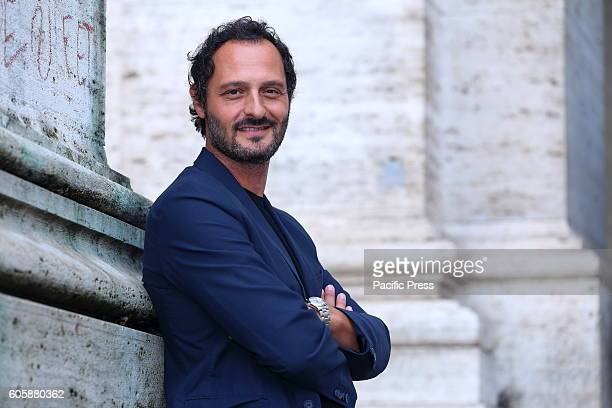 Italian actor Fabio Troiano during Photocall of the film Prima di Lunedì, the new film by Massimo Cappelli. Distributed by Koch Media, in cinemas...