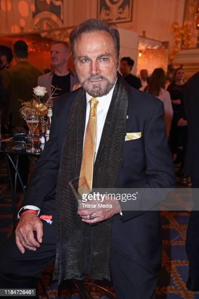 Italian actor Franco Nero attends 20 Golden Years Of Movie Meets Media at Hotel Atlantic Kempinski on November 25 2019 in Hamburg Germany