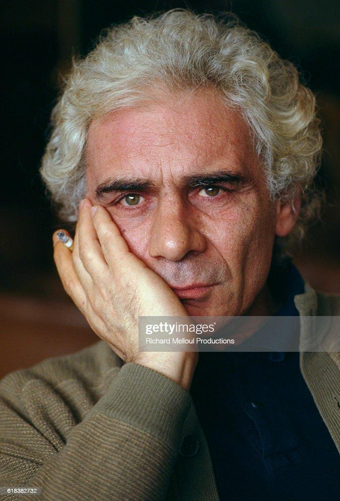 Italian Actor Gian Maria Volonte : Photo d'actualité
