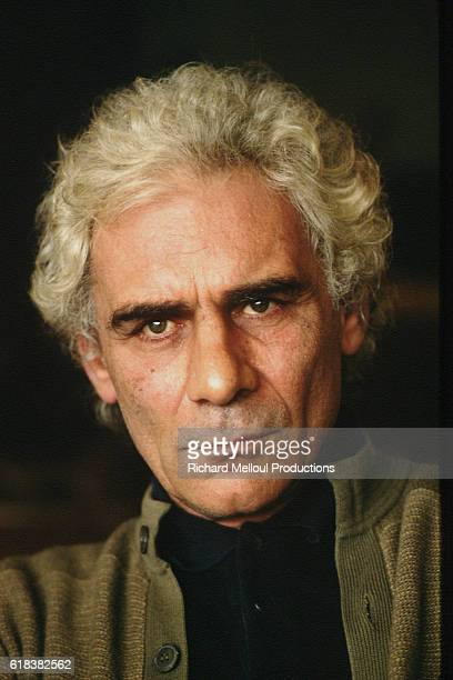 Italian Actor Gian Maria Volonte