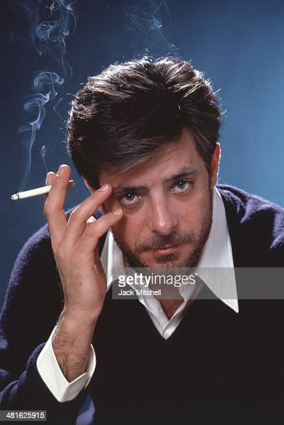 Italian actor Giancarlo Giannini photographed in New York in 1976 the year he was nominated for a Best Actor Academy Award for 'Seven Beauties'
