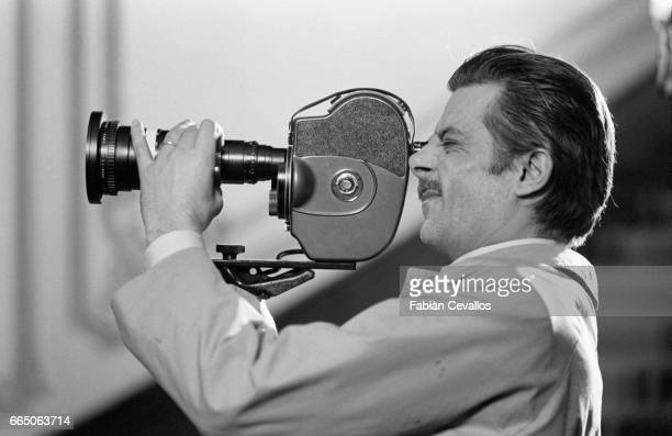 Italian actor Giancarlo Giannini stars in the 1979 Italian film Le Buone Notizie The film by director Elio Petri is known in English as Good News