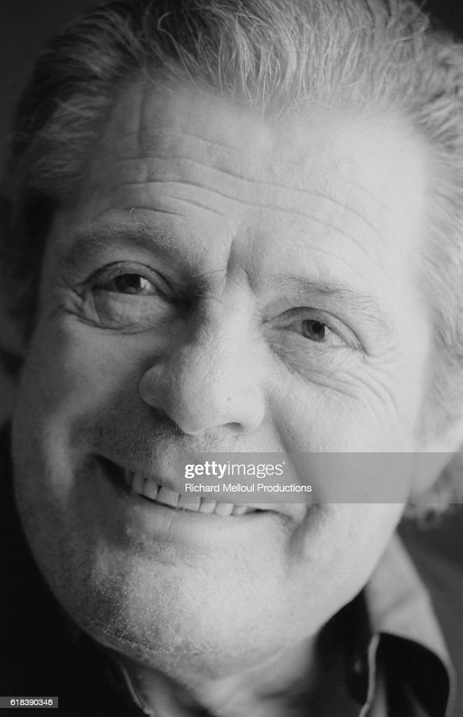 Italian Actor Marcello Mastroianni : Photo d'actualité