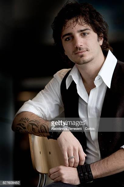 Italian actor Nicolas Vaporidis at the photo call of Come Tu Mi Vuoi in Rome