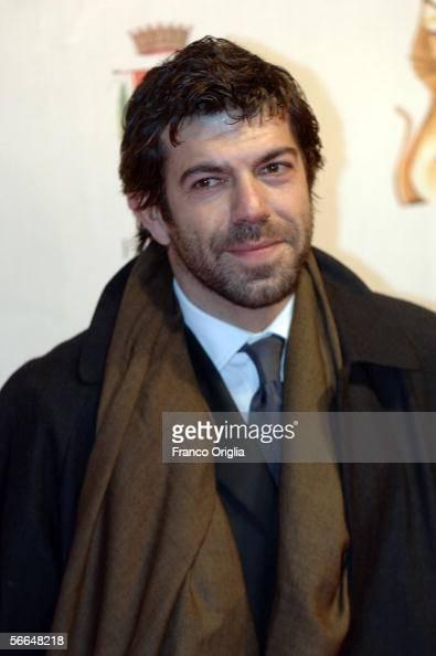 Italian actor Paolo Conticini attends the TV, Sport ...