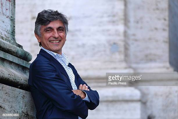 Italian actor Vincenzo Salemme during photocall of the film Prima di Lunedì, the new film by Massimo Cappelli. Distributed by Koch Media, in cinemas...