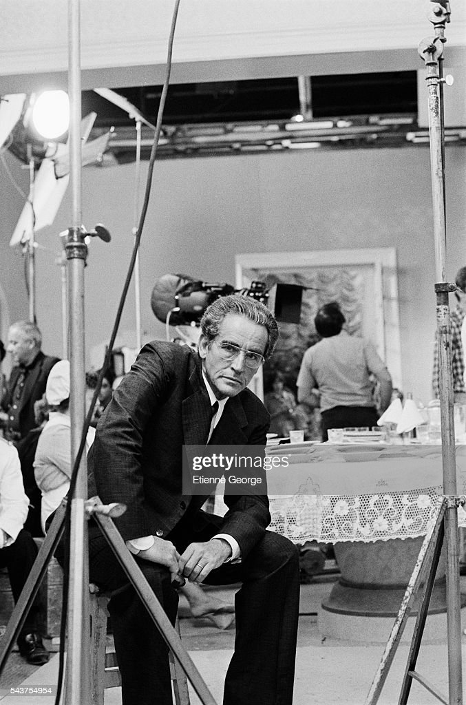 On the set of La Terrazza Pictures | Getty Images
