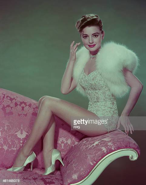 Italian actress and opera singer Anna Maria Alberghetti circa 1965