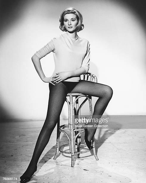 Italian actress Daniela Bianchi circa 1963