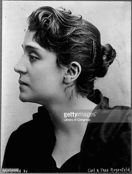 Italian Actress Eleonora Duse