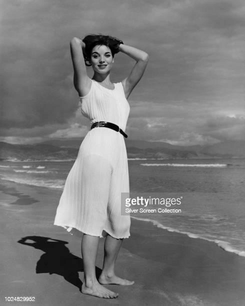 Italian actress Elsa Martinelli , circa 1960.