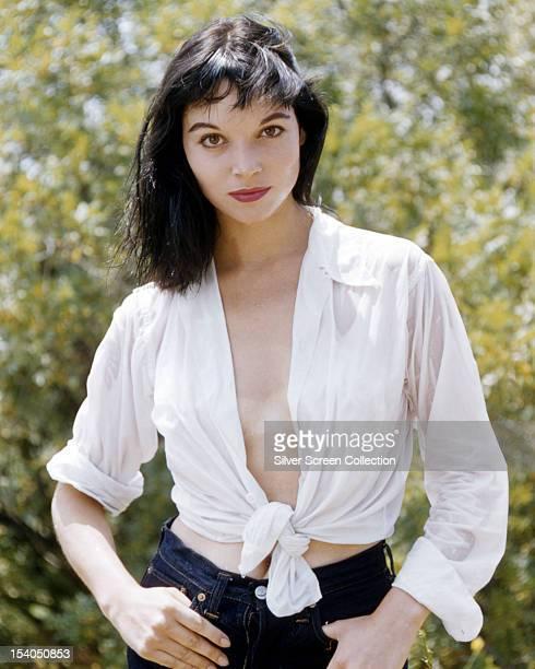 Italian actress Elsa Martinelli circa 1965
