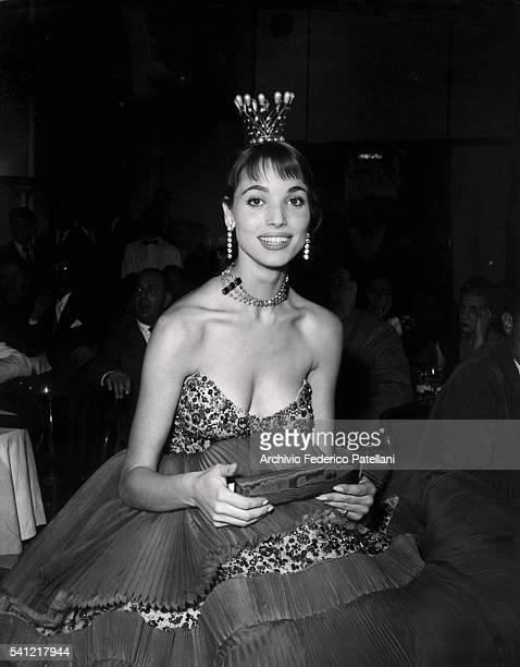 Italian Actress Elsa Martinelli