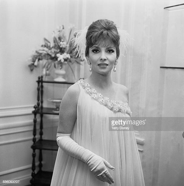 Italian actress Gina Lollobrigida 27th February 1967