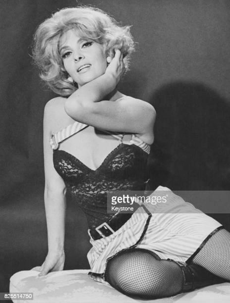 Italian actress Gina Lollobrigida as she appears in the film 'La Morte ha fatto l'uovo' Italy 1967