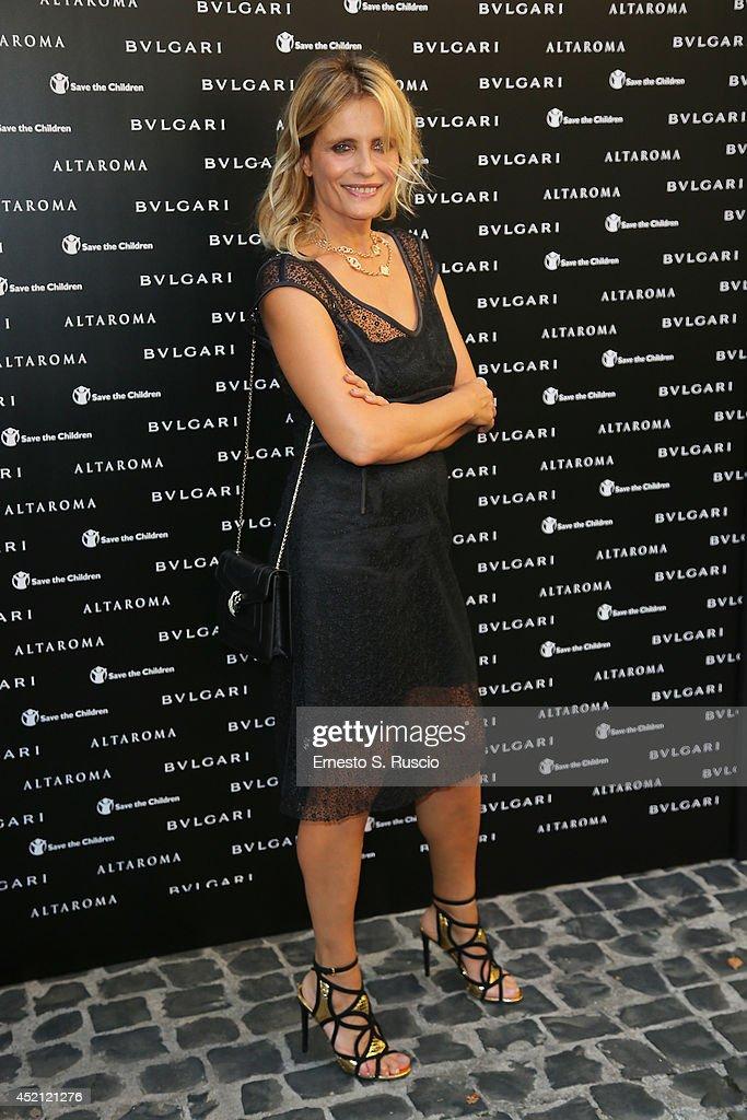 Bulgari Presents Isabella Ferrari Forma/Luce - Cocktail