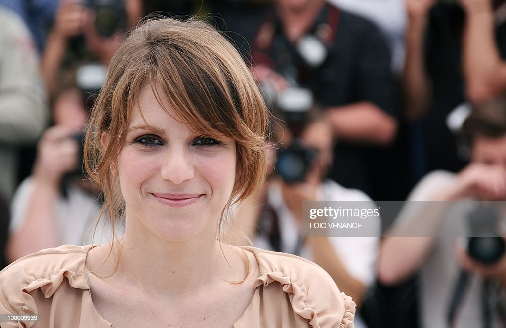 Italian actress Isabella Ragonese poses during the photocall of 'La Nostra Vita' (Our Life) presented in competition at the 63rd Cannes Film Festival on May 20, 2010 in Cannes.