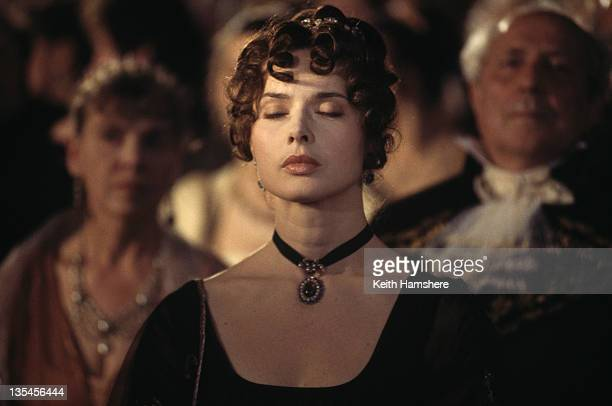 Italian actress Isabella Rossellini as Countess Anna Marie Erdody in the film 'Immortal Beloved' 1994